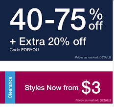 40%-75% Off Fall Cyber Sale + Extra 20% Off | Gap Factory ... Private Equity Takes Fire As Some Retailers Struggle Wsj Payless Shoesource Closeout Sale Up To 40 Off Entire Plussizefix Coupon Codes Nashville Rock And Roll Marathon Passforstyle Hashtag On Twitter Jan2019 Shoes Promo Code January 2019 10 Chico Online Summer 2017 Pages 1 Text Version Pubhtml5 35 Airbnb Coupon That Works Always Stepby Tellpayless Official Survey Get 5 Off Find A Payless Holiday Deals November What Brickandmortar Can Learn From Paylesss 75 Gap Extra Fergusons Meat Market Coupons Casa Chapala