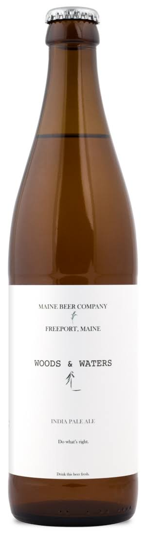 Maine Beer Company Woods & Waters 16.9oz