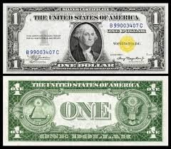 Silver certificate United States