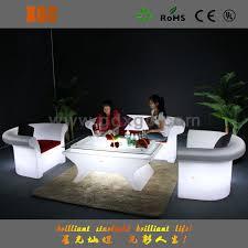 luminous living room furniture fashion furniture luminous led