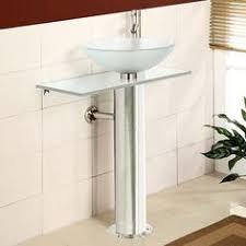 Barclay Pedestal Sink 460 by Barclay Washington 460 Pedestal Lavatory Sink 3 384wh White