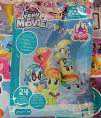 My Little Pony Blind Bags Friendship Is Magic Movie Wave 22 – VNCToys