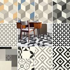 2 Awesome Patterned Vinyl Flooring Home Idea