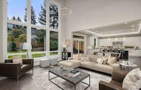 cool modern open floor house plans eplans