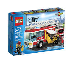 Amazon.com: LEGO City Fire Truck 60002: Toys & Games Lego 3221 City Truck Complete With Itructions 1600 Mobile Command Center 60139 Police Boat 4012 Lego Itructions Bontoyscom Police 6471 Classic Legocom Us Moc Hlights Page 36 Building Brpicker Surveillance Squad 6348 2016 Fire Ladder 60107 Video Dailymotion Racing Bike Transporter 2017 Tagged Car Brickset Set Guide And