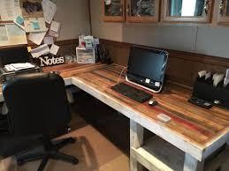 Best 25 L Shaped Desk Ideas On Pinterest Office Desks In Rustic