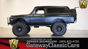 1971 Chevrolet Blazer For Sale #2148221 - Hemmings Motor News
