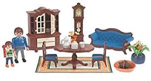 der playmobil house puppenhaus wohnzimmer 5327 miniatur
