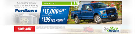 Ford Dealer Cedar Rapids | McGrath Ford New 2018-2019 & Used Ford ... Footers Auto Sales 319 24937 Webster City Used Vehicles For Sale History Ohalloran Intertional Des Moines Altoona Iowa Chevy 4x4 Trucks In Beneficial E Owner 2010 Car Cedar Rapids Cars In Lisbon Ia Thys Automotive Group Blairstown Iapreowned Autos Search Truck Country 2014 Ram 2500 Youtube Enterprise Certified Suvs Craigslist Cheap And Prices Under 1500