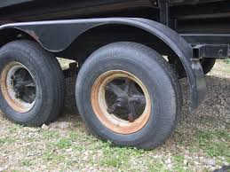 Mobile home tires