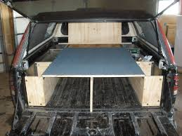 Convert Your Truck Into A Camper: 6 Steps (with Pictures) At Habitat Truck Topper Kakadu Camping Simple Sleeping Platform Cheap Works Great Page 4 Tacoma World What Are You Using For A Bed Toyota 120 Platforms Forum Desk To Glory Drawers And Build Pickup Setup Elevated Vs Covers Bed Camper Shells For Sale Rv All Seasons The Ipirations And Best Ideas About Diy Weekend Youtube Storage Design Home Made Box Youtube Gear List Of 17 Essential Items Lifetime Trek Images Collection Gallery Rhhamiparacom Charming Truck Camper