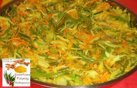 recette de cuisine malagasy cuisine artisanale d ambanja madagascar achard de légumes