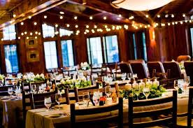 Indoor Rustic Wedding Decor Reception Ideas Photos By Spicer S Weddings