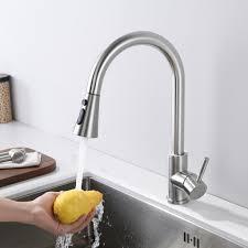 Kテシche Wasserhahn Mit Brause Küchenarmatur Mit Ausziehbarem Brause Wasserhahn Küche 2 Strahlarten Spüle Armatur Küche Wasserhahn 360 Drehbar Mischbatterie Küche