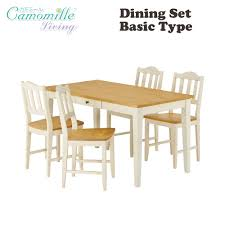 Dining Set Basic Type Chamomile Living (four Dining Table One + Dining  Chairs) Four Ding Chairs In Stain Beech Teak Upholstered With Black Leatherette Art Nouveau Or Deco Shield Back Antique Ding Chairs Set Of Vintage Four By Helge Sibast For Early 19th Century Round Bdmeier Table Moes Home Collection Calvin Sadlers Johannes Andersen Denmark Circa 1950 Victorian Walnut The Shop Fashionchrystal Setfour Includedtransparent 5 Pc Counter Height Room Setpub And 4 East West Fniture Mid Modern Lawrence Peabody