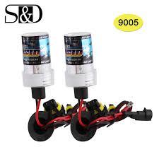 aliexpress buy 2pcs hid xenon 9005 hb3 bulbs fog lights auto