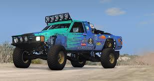 100 Pre Runner Trucks LKS Runner BeamNG