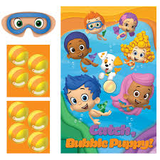 Bubble Guppies Cake Toppers by Bubble Guppies Party Supplies Birthdayexpress Com
