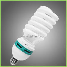 compact fluorescent bulb cfl 65w spiral cool white ul