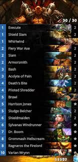 how to master control warrior