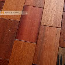 shipping free wood mosaic tile rustic wood wall tiles