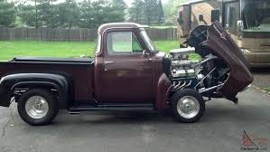 1953 Ford F100 Stepside Pickup Truck