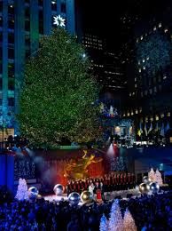 Rockefeller Christmas Tree Lighting Mariah Carey by Rockefeller Center Christmas Tree Is Lit U0027tis The Season
