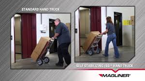 Magliner Self-Stabilizing™ (SS™) Hand Truck - YouTube Magliner Selfstabilizing Ss Hand Truck Youtube Filelongsford Ice Cream Hand Truckjpg Wikimedia Commons Amazoncom Gemini Folding Nose Silver 10815 Jr Covertible Washington Equipment Standard Trucks Moving Supplies The Home Depot Junior Movie Lot Roughneck 600lb Capacity Flat Free Tires Northern Alinum Convertible In Stock Uline Shop 2800lb Platform At