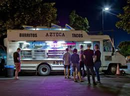 Azteca Mexican Food Truck Goes Brick And Mortar | Idaho Statesman Citing Regulations Food Trucks Drive Past Palm Springs Eminem Lunch Truck Rap Battle Youtube Burly There Pictures Buy Vevo Microsoft Store Miracle Mile Truck Row Los Angeles California Food Medianprorgasssimg20150309wholetruck_wid Delivery United States Stock Photos Date Night Extra Smyrna Tuesday Friday Row Creating Culinary Excitement Whever We Go 10 Chefs Favorite Trucks Ding Out Denver Pitt Grads Create Tracker The News Home Detroit Fleat
