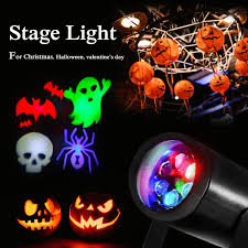 Halloween Ghost Projector Lights by Halloween Philips 10 Purple Battery Operated Bats Led Lights 3 Ft