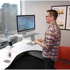 Vesa Desk Mount Imac by Ergotron Workfit A With Vesa Mount For Apple Workfits