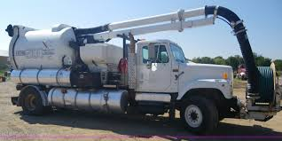 100 Vactor Trucks For Sale 1998 International Series 2554 Truck Item 1951 SO