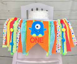 Monster 1st Birthday High Chair Banner, Boy Highchair Banner ... With Hat Party Supplies Cake Smash Burlap Baby High Chair 1st Birthday Decoration Happy Diy Girl Boy Banner Set Waouh Highchair For First Theme Decorationfabric Garland Photo Propbirthday Souvenir And Gifts Custom Shower Pink Blue One Buy Bannerfirst Nnerbaby November 2017 Babies Forums What To Expect Charlottes The Lane Fashion Deluxe Tutu Ourwarm 1 Pcs Fabrid Hot Trending Now 17 Ideas Moms On A Budget Amazoncom Codohi Pineapple Suggestions Fun Entertaing Day