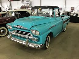 100 1958 Chevy Truck For Sale Chevrolet Series 3100 12 Ton Values Hagerty Valuation Tool