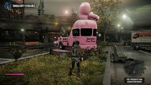 100 Truck Loading Games Playin Some InFAMOUS And I Found A Toe Truck Gaming