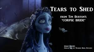 Corpse Bride Tears To Shed by Cover Corpse Bride Tears To Shed Youtube