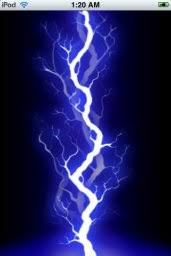 ILightning Logo Lightning Bolt Screenshot