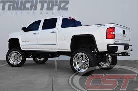 LIFT KIT 2011 2016 GM 2500HD Diesel