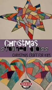 Christmas Stained Glass Art