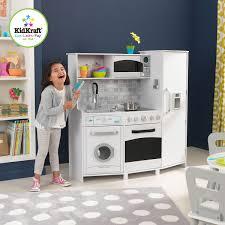 cuisine en jouet grande cuisine lumières sons bois kidkraft 53369 jouet imitation