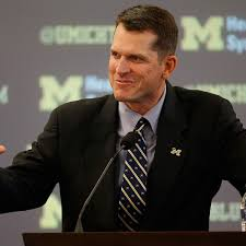 Lsu Rocking Chair Cracker Barrel by What We Learned From Jim Harbaugh U0027s 1st 100 Tweets As Michigan