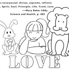 Free Bible Love Coloring Pages
