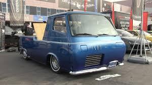 100 Pacifica Truck Ford Legendary Builder Gene Winfield Interview