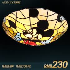 mickey mouse ceiling light fixture 13171