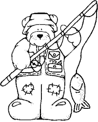 Fishing Coloring Pages 22