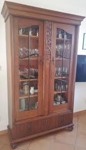 vitrinenschrank klassisch 1920er jahre in schönow