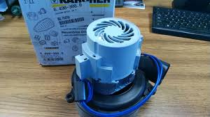 Tornado Floor Scrubber Machine by Vacuum Motor For Tornado Karcher Br Bd 530 Floor Scrubber New In