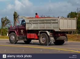 100 Viking Trucking Chevrolet Truck Being Used As A People Carrier In Cuba Stock