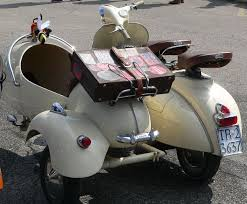 90 Best Vespa With Sidecar Images On Pinterest