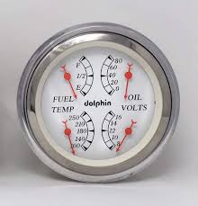 100 1952 Chevy Panel Truck Amazoncom Dolphin Gauges 1947 1948 1949 1950 1951 1953